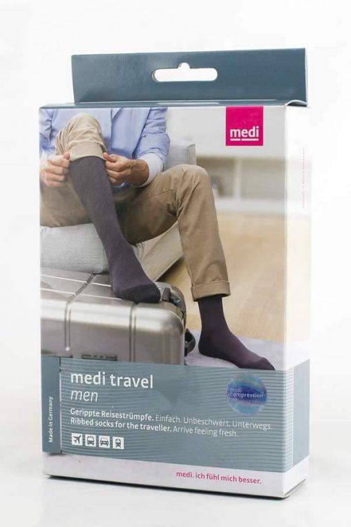 Medi Travel Men Compression Stocking Revascular Box