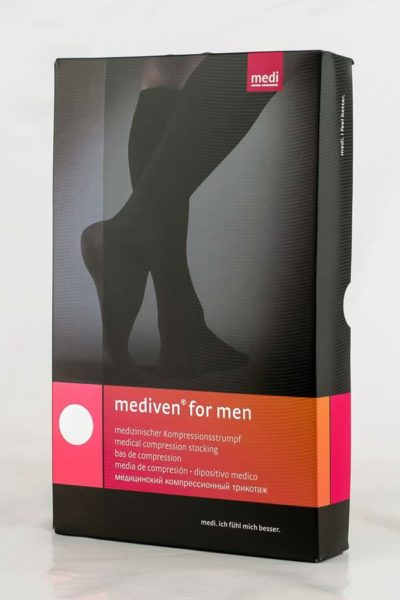 Mediven For Men Compression Stocking Revascular Box